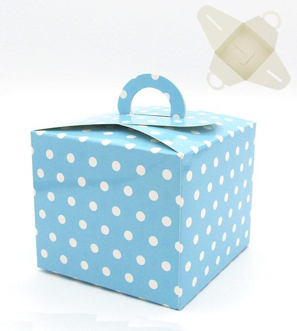 Caixa Presente Azul