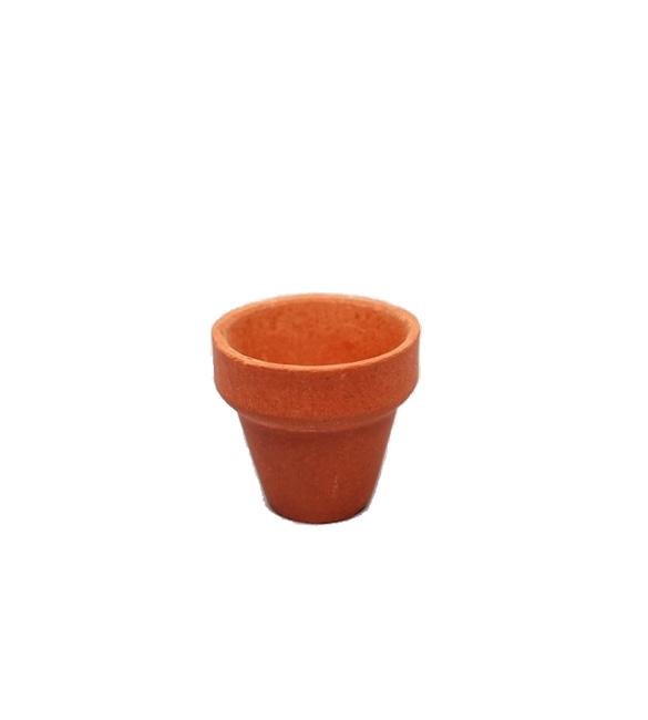 Mini vaso em terracota