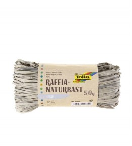 Ráfia natural 50g