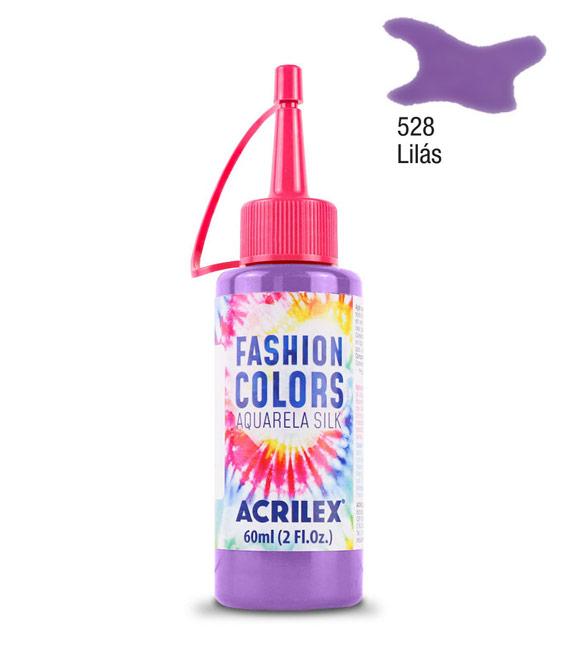 Aquarela Silk Acrilex 60ml Lilás 528
