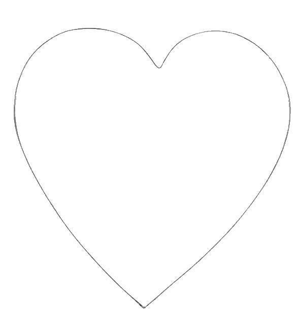 Aro Metálico para Caça Sonhos formato coração 35cm