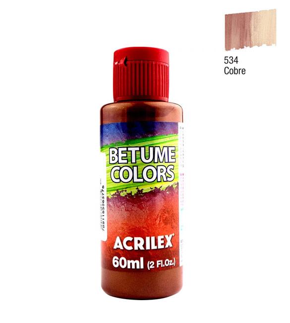 Betume Colors Acrilex Cobre