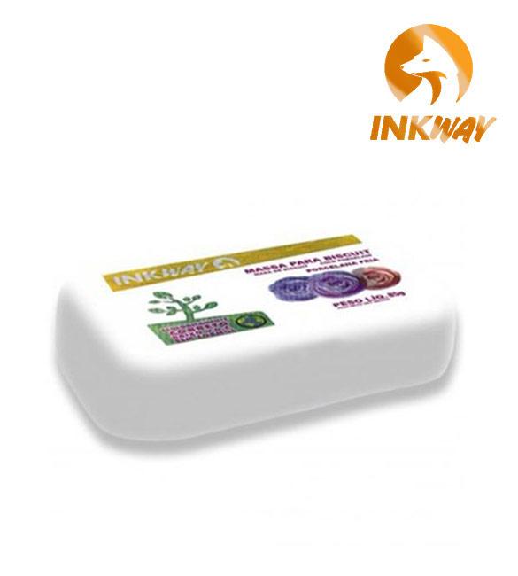 Massa Biscuit Branca InkWay - 85g