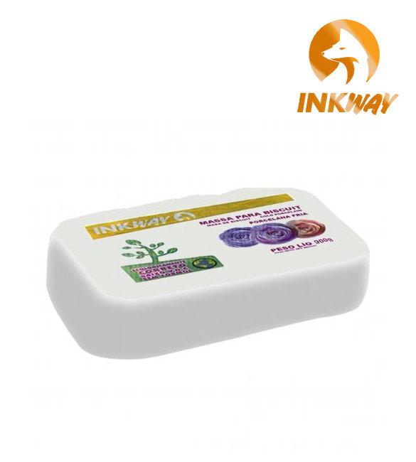Massa Biscuit Natural InkWay - 900g
