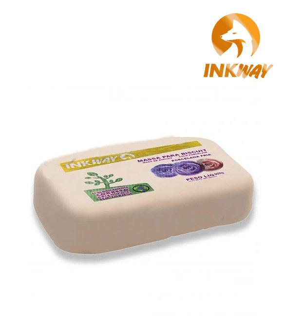 Massa Biscuit Pele InkWay - 900g