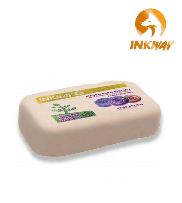 Massa Biscuit Pele InkWay - 85g