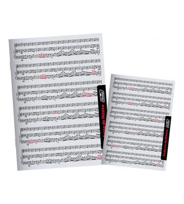 Caderno de Musica / Canto Coral