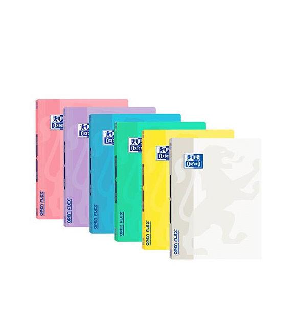 Pack 10 Cadernos Pautados Oxford Openflex