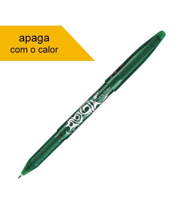 Caneta Verde Pilot Frixion Ball