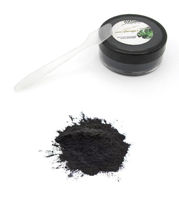 Corante Preto para aplicação em parafina ou cera