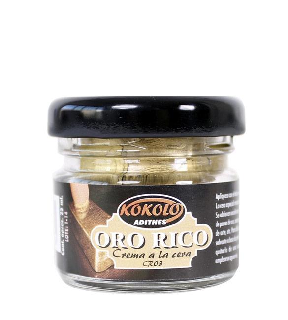 Cera Creme Ouro Rico Kokolo-Cr03