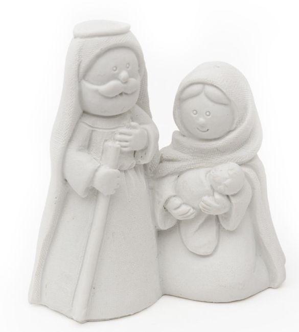 Sagrada Família Infantil 7cm