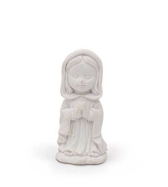 Senhora a rezar