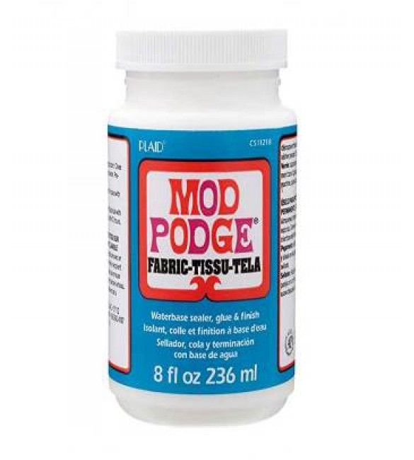 Cola Mod Podge Textil - 236ml