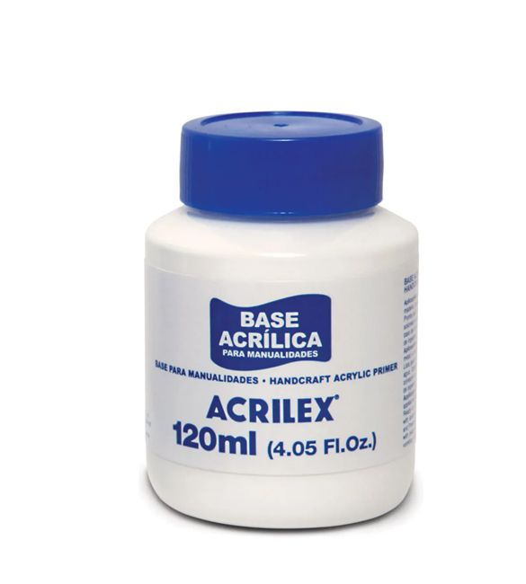Base Acrilica Acrilex 120ml