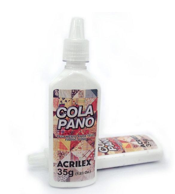 Cola Pano Acrilex 35g
