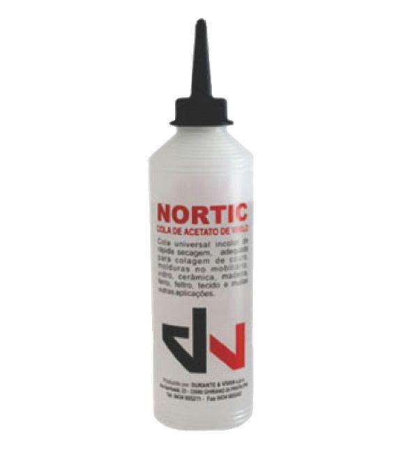 Cola Silicone Liquido Nortic 200g