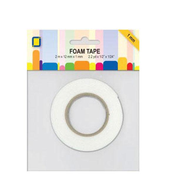 Fita Tape 3D Foam 1mm x 2m