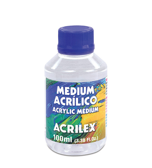 Medium Acrílico 100ml - Acrilex