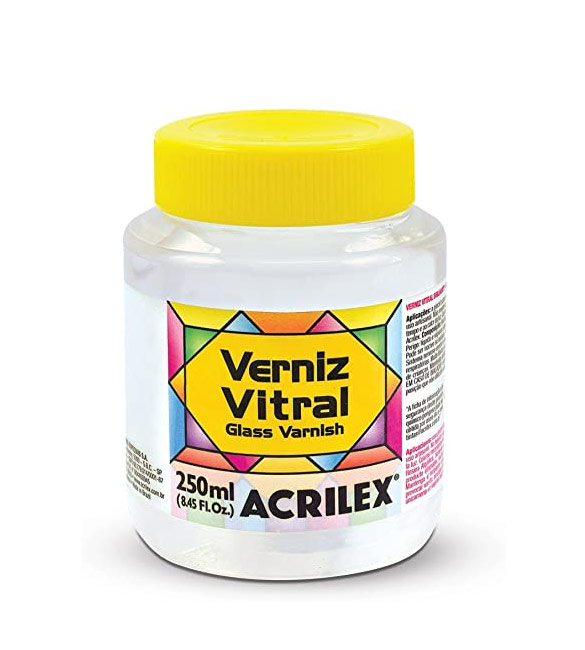 Verniz Vitral Acrilex 250ml