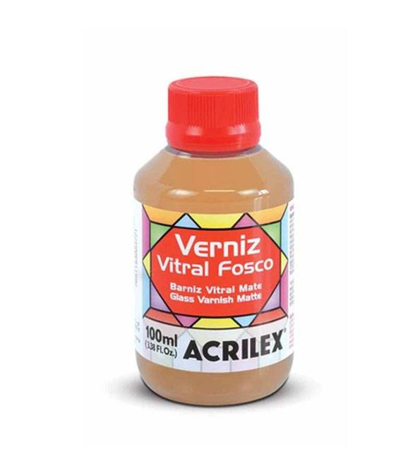 Verniz Vitral Fosco Acrilex 100ml