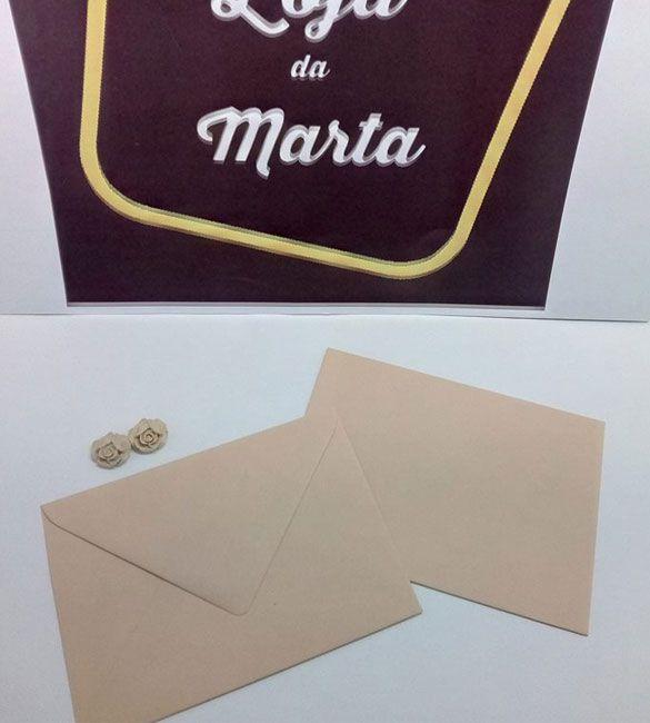 Envelope C6 CREME