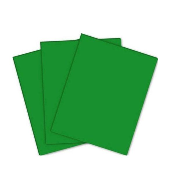Folha de eva verde natal