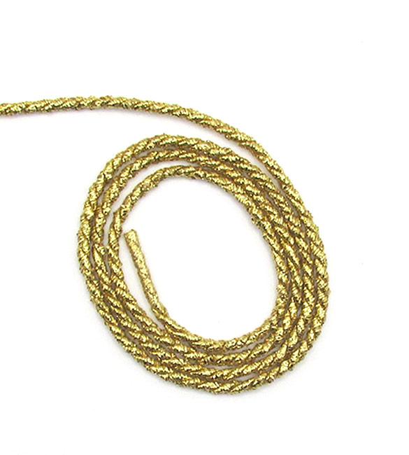 Cordão Ouro 2mm