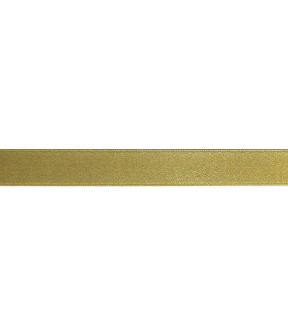 Fita Cetim Dourada 15mm