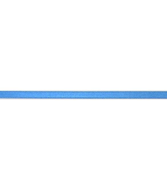 Fita Cetim Azul 6mm