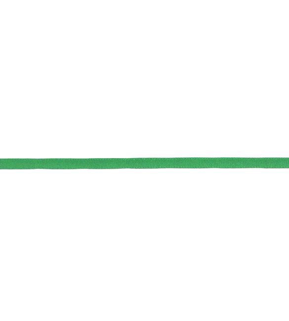 Fita Gorgurão Verde Grama 6mm