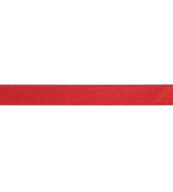 Fita Cetim Vermelha 10mm