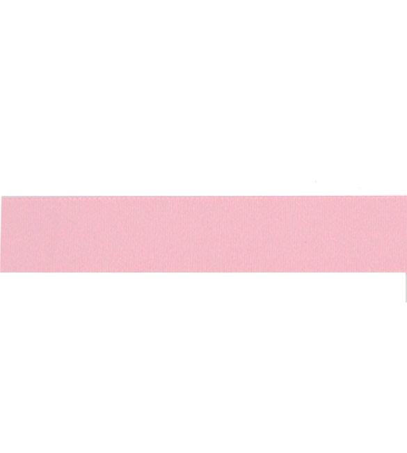 Fita Gorgurão Rosa Bebé 24mm