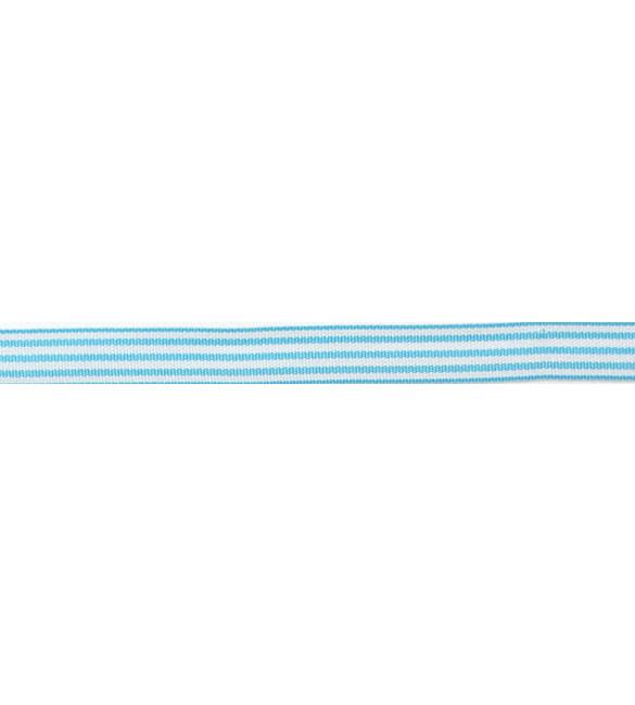 Fita de riscas azuis 10mm