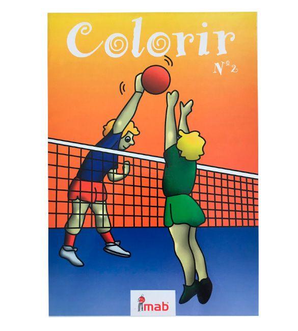 Livro Colorir nº2