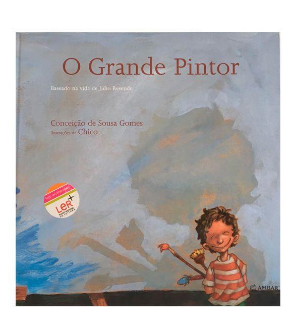 Livro - O grande pintor