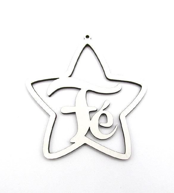 Estrela de Natal Fé