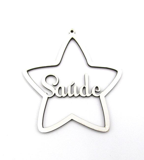 Estrela de Natal Saude