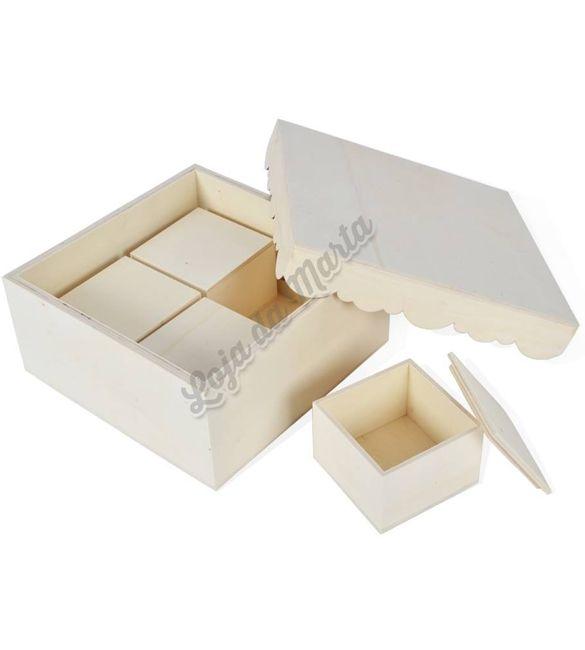 Caixa para recordações