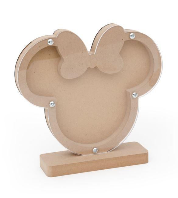 Mealheiro ratinha com base
