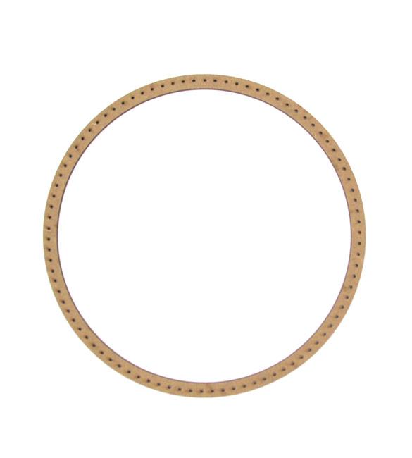 Aro / círculo em MDF com furação