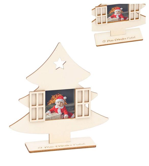 Arvore de Natal Porta Fotos