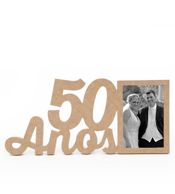 Moldura 50 Anos