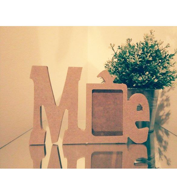 """Moldura """"Mãe"""" para foto 10x7"""