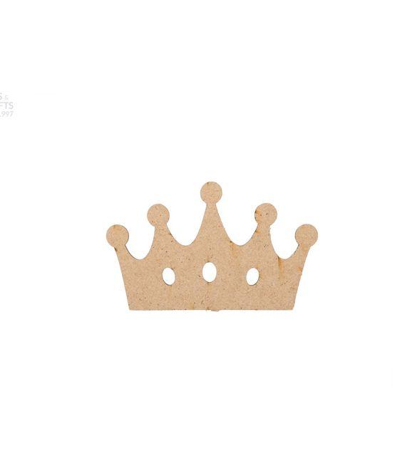 Recorte Coroa Rei