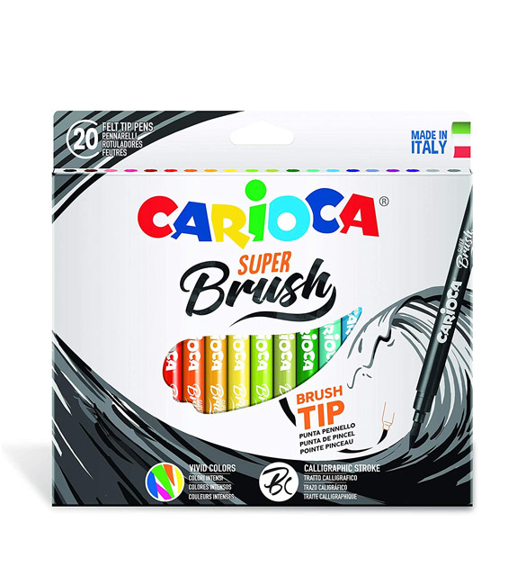 Carioca Super Brush 20 Uni