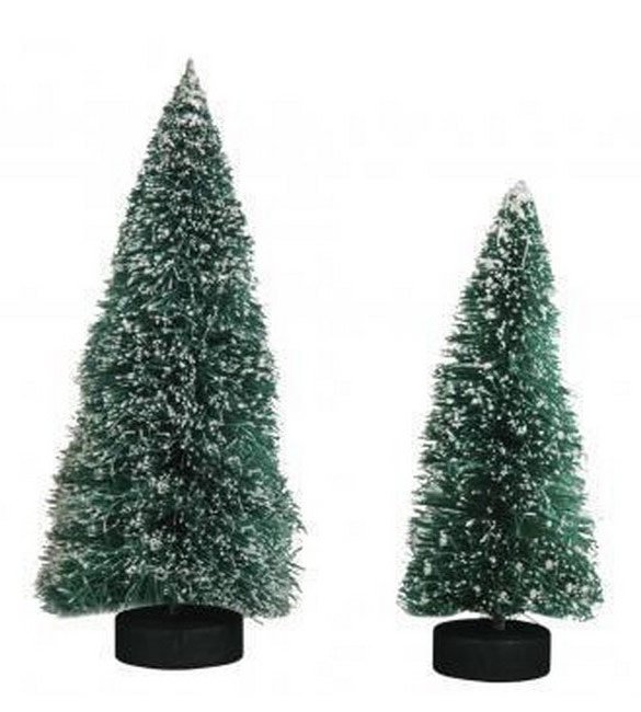 Pack 4 Mini Pinheiros de Natal 9-12