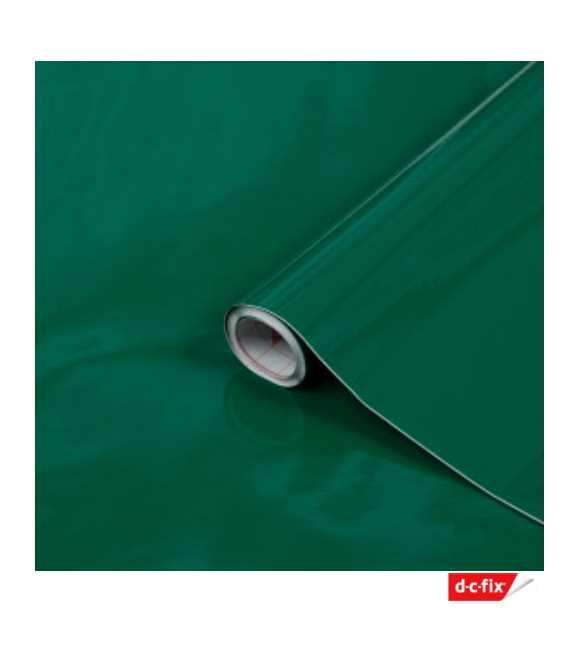 Película auto-adesiva verde escuro