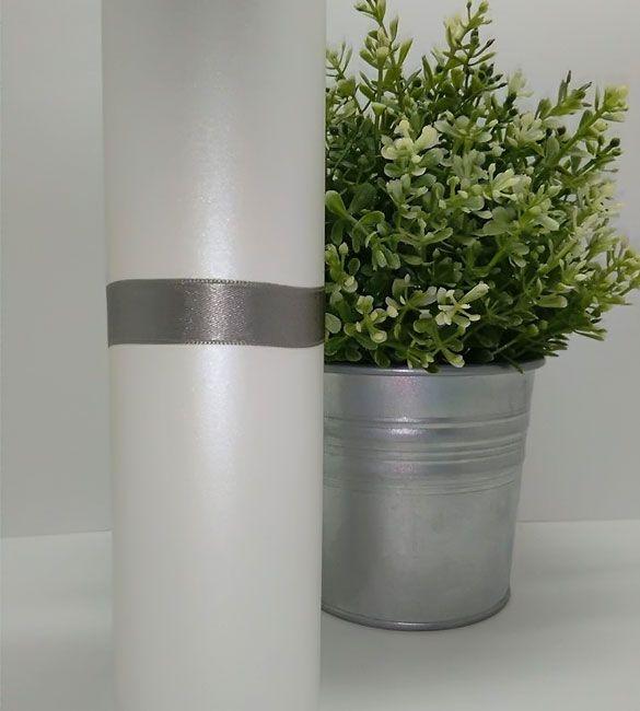 Papel Majestic Metalizado Branco em folhas A4