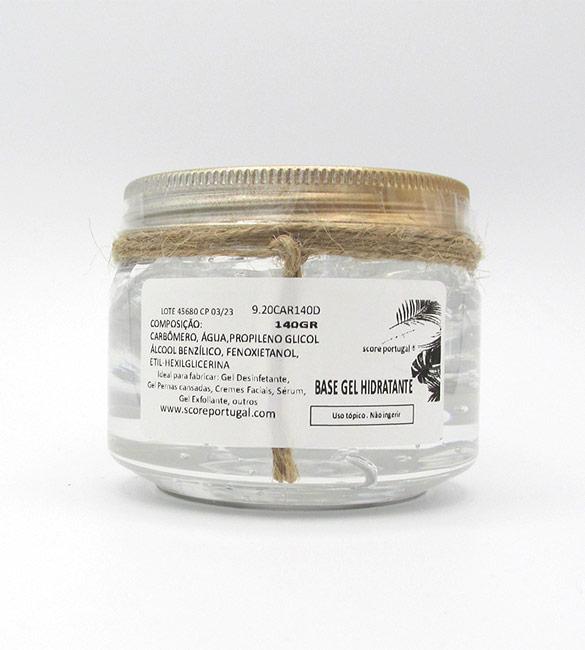 Base Gel Hidratante - 140g